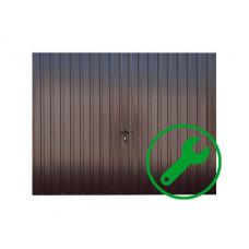 Ремонт гаражных дверей